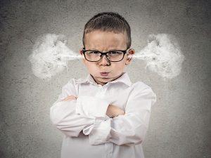 Come affrontare la rabbia dei bambini